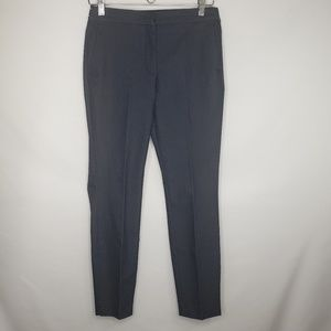 Zara Basic Dark Blue Stretchy Ponte Pants